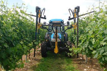 Maquinaria de Viña y Frutales