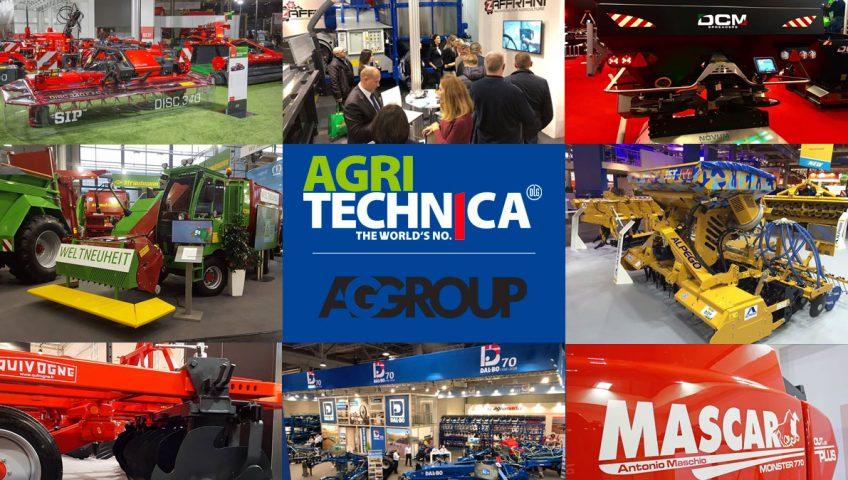 AG Group visita sus proveedores en Agritechnica