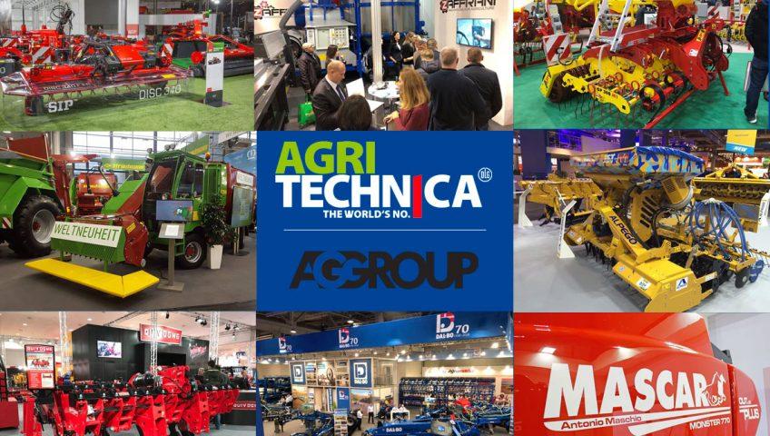 AG Group en Agritechnica